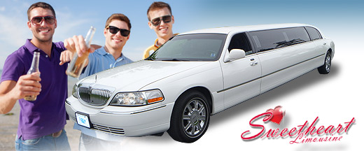 Bachelor Limo Service In Halifax