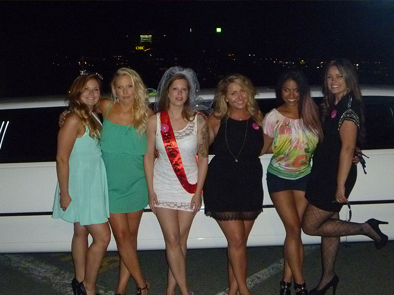 halifax bachelorette Limo Services