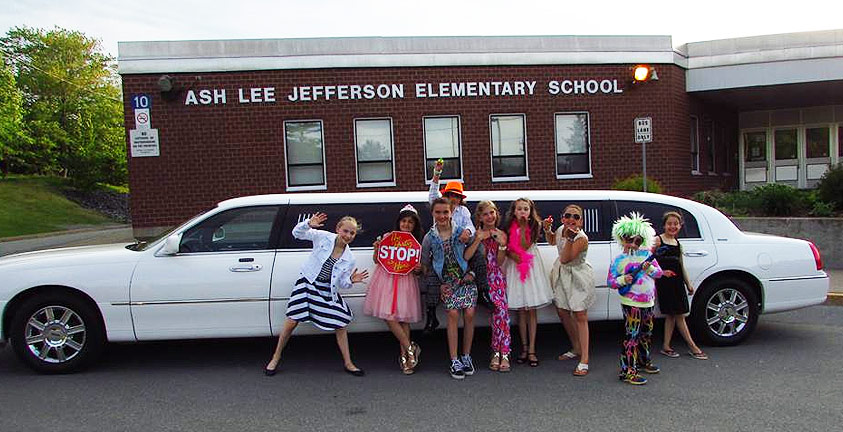 Halifax Kids Birthday Party Limousine Service