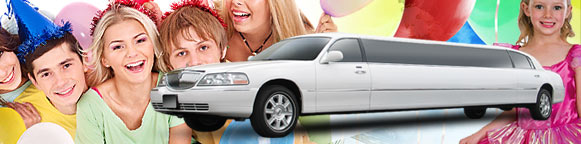Birthday Limo Service in Halifax