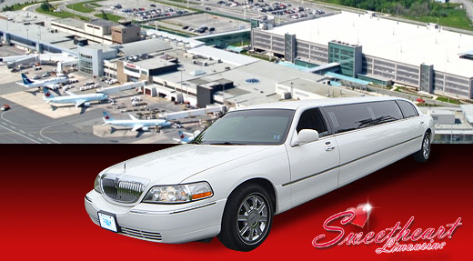 Halifax Airport Limousine Service - Family Airport Transportation
