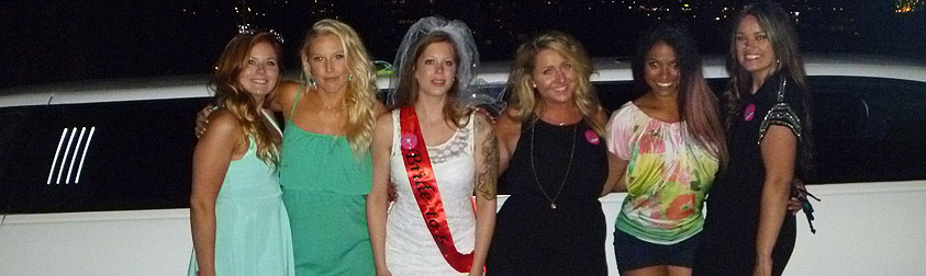 Nova Scotia Bachelorette Party Limousine Service