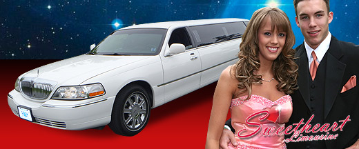 Halifax Prom Limo Service Package