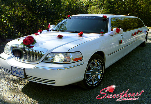 Nova Scotia Wedding Limousine Service
