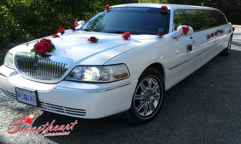 Halifax, Nova Scotia Wedding Limousine Services