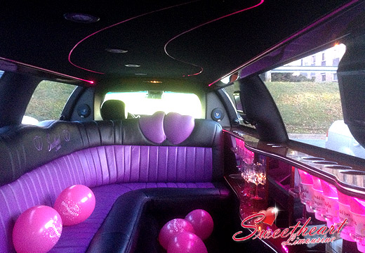 Halifax Child Birthday Limo Services